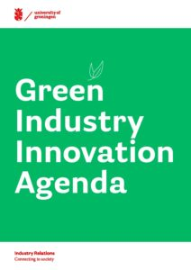 Green Industry Innovation Agenda RUG